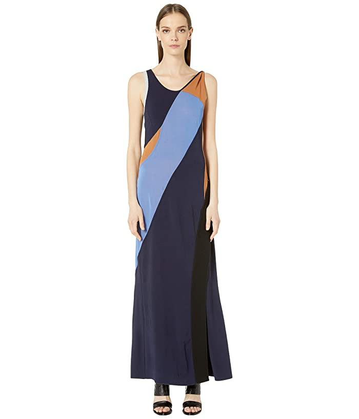 Sportmax Adatto Dress (Midnight Blue) Women