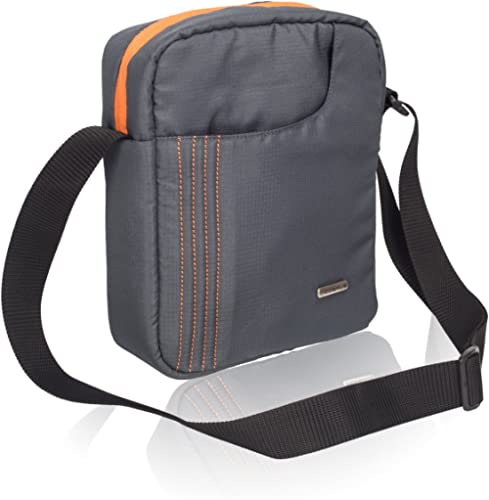 COSMUS Women's Sling & Cross-Body Bag (40051399005,Dark Grey) product image