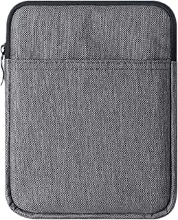 ALMIGHTY 7 Inch Nylon Cover Pouch Bag Sleeve for All-New Kindle Oasis 10th Generation 2019/9th Generation 2017/Kindle Oasi...