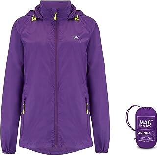 Mac in a Sac - Origin II - Waterproof Packable Jacket for Men & Women