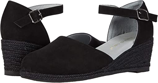 Black Satin Nubuck