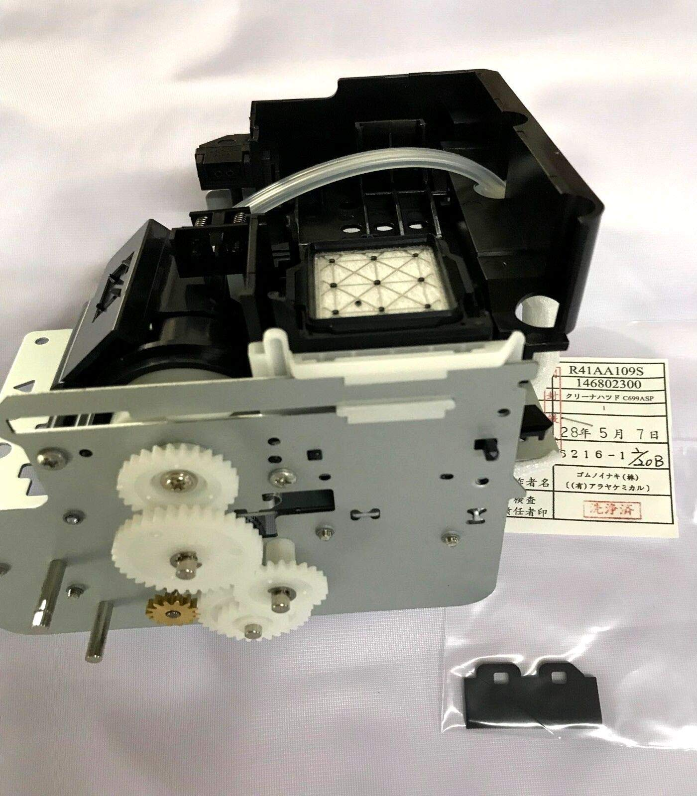 Pump Capping Assembly Station Solvent Resistant for Mutoh VJ-1604E VJ-1304/ VJ-1624 VJ-1614/VJ-1604A
