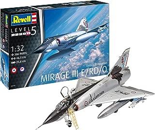 Revell 03919, Dassault Mirage III E, 1:32 Scale Plastic Model kit