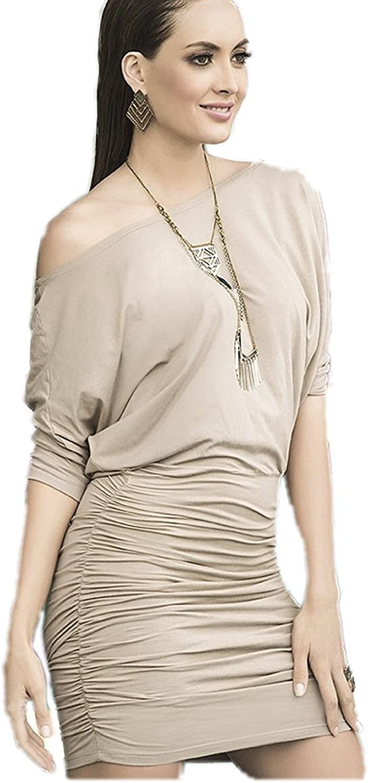 Mapalé by AM PM Women's Off Shoulder ShortSleeve Sexy Mini Dress