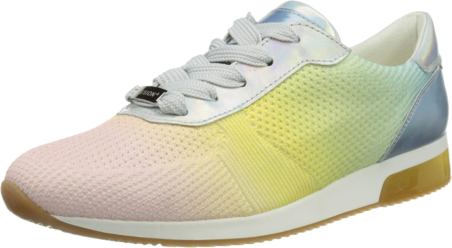 ARA Women's Max 69% OFF Max 77% OFF Leigh Sneaker Pastell-Multi 10 US