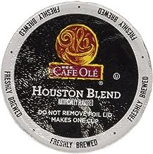 H-E-B Cafe Ole Taste of Texas Houston Blend Coffee 54 count single serve cups