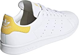 Footwear White/Footwear White/Core Yellow