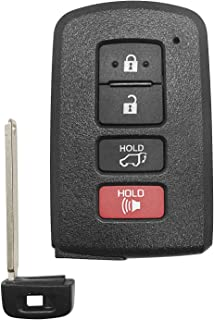 $91 » New SMART Car Key Fob Replacement For 2013-2018 TOYOTA RAV4 REMOTE FCCID:HYQ14FBA (281451-0020 )BOARD;By Auto Key Max (1)