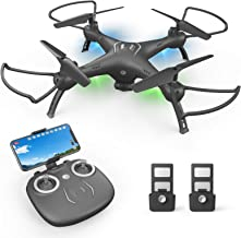 ATTOP Drone with Camera 1080P HD, Toss to Launch RC Drone for Kids/Adults with Smart APP Trajectory Flight Altitude Hold O...