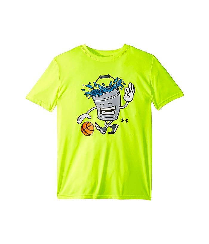 df5c23e06e Under Armour Kids Mr Bucket Short Sleeve (Big Kids) | Zappos.com