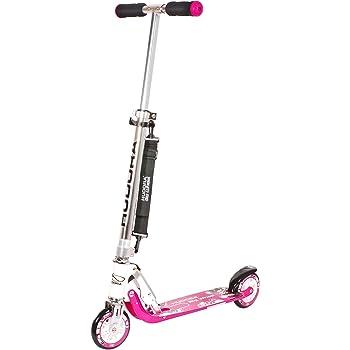 HUDORA Big Wheel Scooter 125 mm, Kinder Scooter - Kinder Roller, pink, 14742