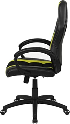 Due-home - Silla de Oficina Gaming, Sillon para Estudio, Escritorio o despacho