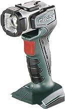 Metabo 600368000 600368000-Linterna a bateria 14,4-18V Ah Li-Ion ULA LED, Negro, Verde, 0