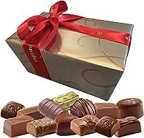 Leonidas Belgian Chocolates | All Milk Chocolates in a Beautiful Gift Ballotin Box. Imported fine Chocolate from Belgium...