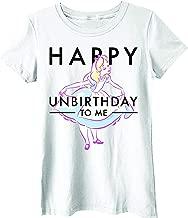 Disney Alice in Wonderland Happy Unbirthday Juniors T-Shirt