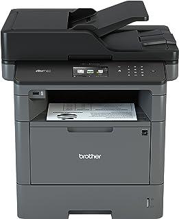 Brother MFC-L5700DN - Impresora multifunción láser Monocromo (Bandeja 250 Hojas, 40 ppm, USB 2.0, Memoria de 256 MB, Doble...