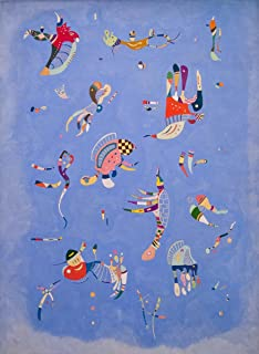 Gifts Delight Laminated 24x32 Poster: Wassily Kandinsky