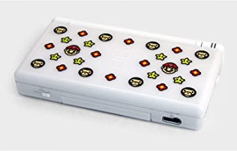 Nintendo Ds Lite - Mario/bathing Ape Baby Milo Limited Edition Champagne Gold (IMPORTED)