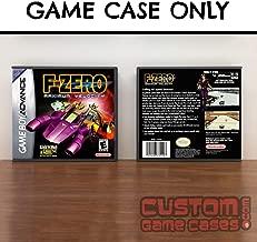 Gameboy Advance F-Zero: Maximum Velocity - Case