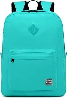 Abshoo Classic Basic Lightweight Backpack for School Water Resistant Casual Daypack Backpacks Bookbag
