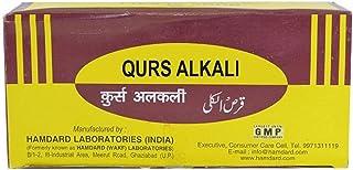 Hamdard Qurs Alkali (200 Tablets) Good for Indigestion, Sour & Burning Sensation in Stomach, Gas, Constipation