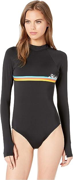 Heritage Stripe Bodysuit