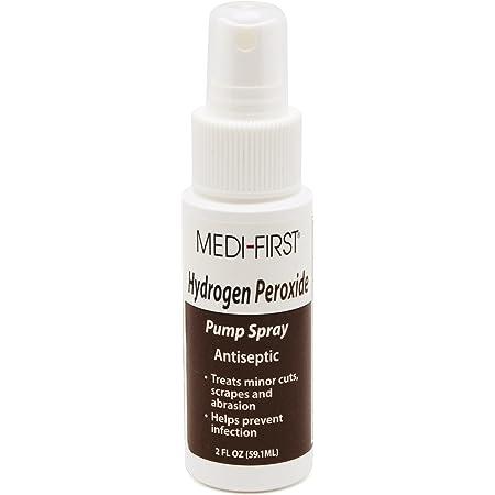Medique Medi-First 25702 Hydrogen Peroxide