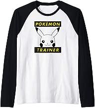 Pokemon Pokemon Trainer Raglan Baseball Tee