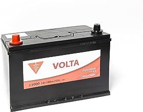 Bateria de coche 100 Ah caja asiática +Izq
