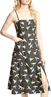 Free People Womens Sunshine of Your Love A-Line Dress