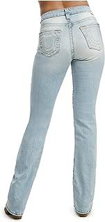 Women's Billie Slim Straight Jeans, Hose Down Wash