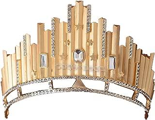 Wiipu Miss Universe World America Princess Crystal Headdress Crown(A1703)