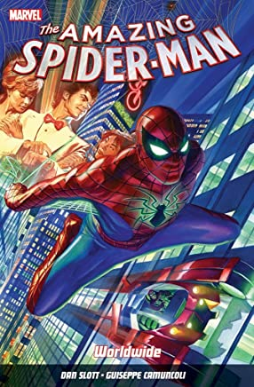 [Amazing Spider-Man: Worldwide Vol. 1: Vol. 1] (By (artist) Giuseppe Camuncoli , By (author) Dan Slott) [published: April, 2016]