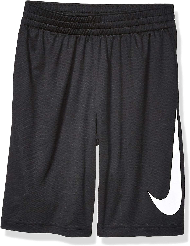 Nike Boys Dry Short High Brand Read