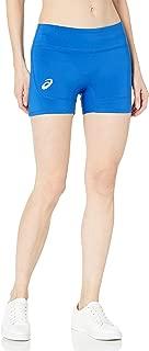 """ASICS 4"""" Club Volleyball Short Short"""