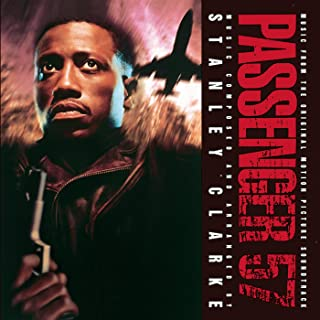 Passenger 57 music from the original motion picture soundtrack