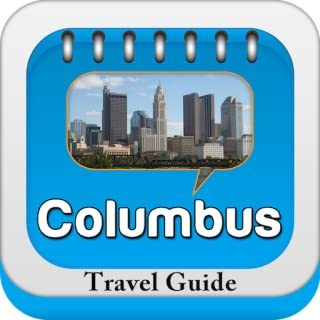 Columbus Offline Map Travel Guide (Kindle Tablet Edition)