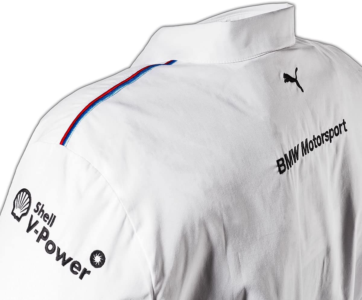 Camisa BMW Motorsport Oficial Equipo