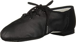 Dance Girl's Jazzsoft Split Sole Leather Jazz Shoe