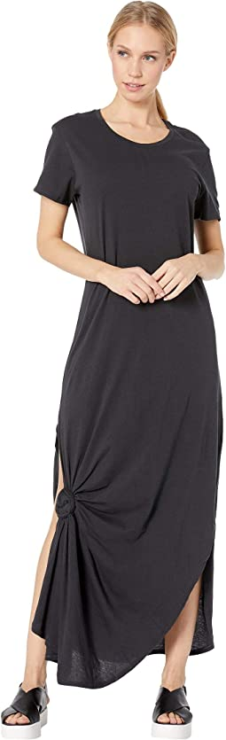 Jones Short Sleeve Maxi Dress