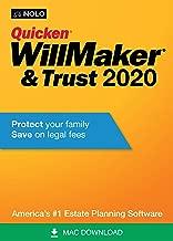 quicken willmaker plus 2017 for mac