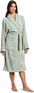 Superior Hotel & Spa Robe, 100% Premium Long-Staple Combed Cotton Unisex Bath Robe for Women and Men - XL, Sage