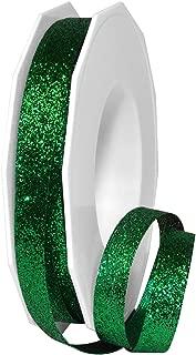 Best green glitter ribbon Reviews