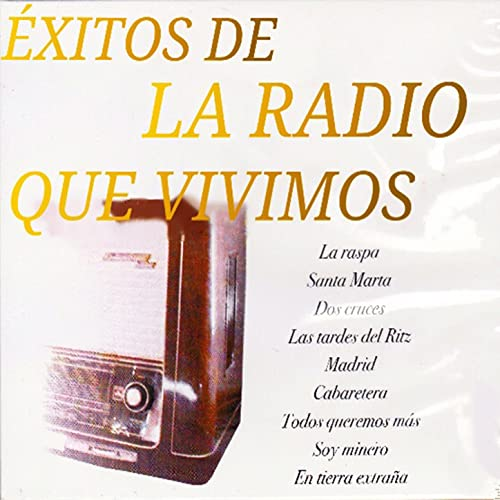 Éxitos de la Radio Que Vivimos by Varios Artistas on Amazon Music - Amazon.com