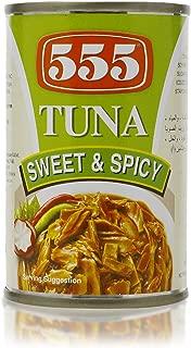 555 Tuna Sweet And Spicy  - 155 gm