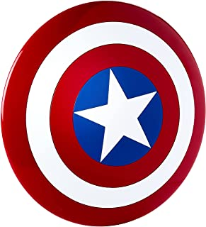 Hasbro Marvel Legends Series Captain America Roleplay Premium Collector Shield, Marvel 80th Anniversary, Ages 18 and Up