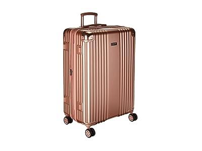 Kenneth Cole Reaction Tribeca 28 Expandable 8-Wheel Upright (Rose Gold) Luggage