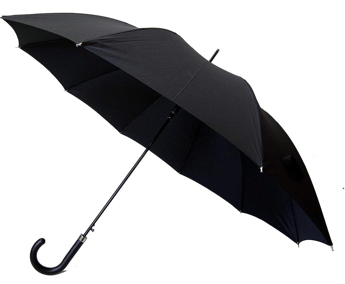 航空機時系列たっぷり[フォックスアンブレラズ] 傘 かさ ワンタッチ アンブレラ GA1 Style マットウッドハンドル FX-1F [並行輸入品]