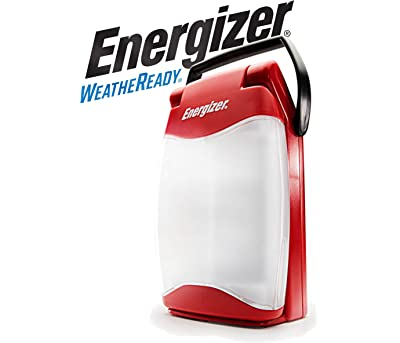 Energizer Camping Lantern Flashlight, Perfect LED Lanterns for Camping, Outdoors, Hurricane, Emergency Use, Camping Light