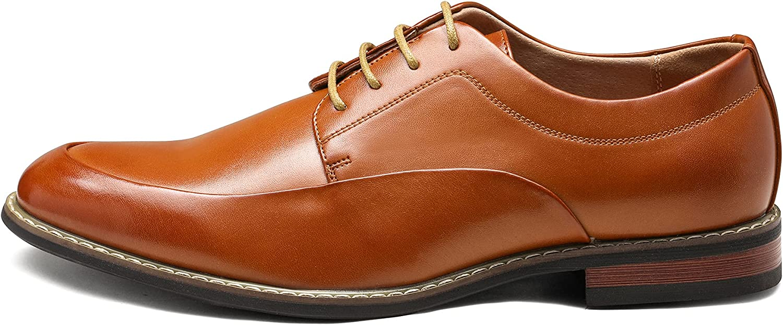 1920s Style Mens Shoes | Peaky Blinders Boots Bruno Marc Mens Dress Shoes Formal Oxfords  AT vintagedancer.com